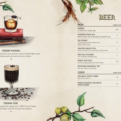 The Potting Shed Cocktails & Beer