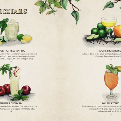 The Potting Shed Cocktails and Shed Brews