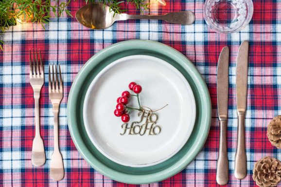 Styling your Christmas Table