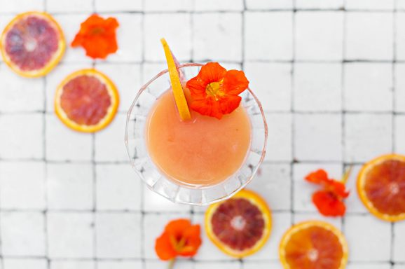 A Bloody Good Cocktail for a Hot Summer's Day