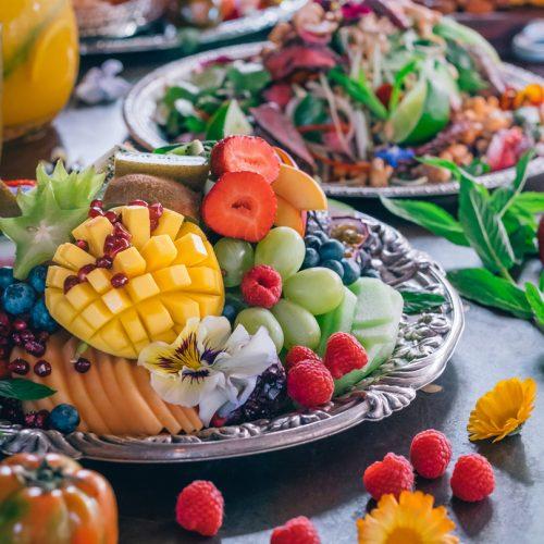 Seasonal Fruit Platter (Platters)