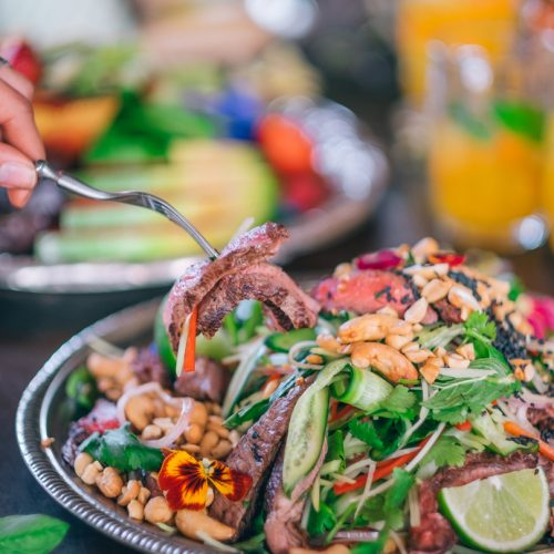Thai Beef Salad (Share Salads)