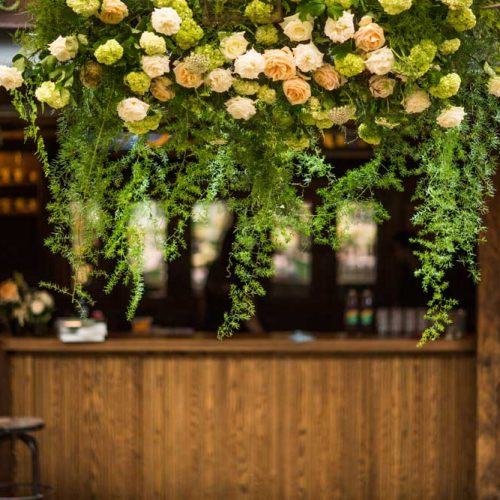 The Garden Event Florals