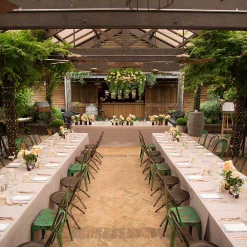 The Garden Event