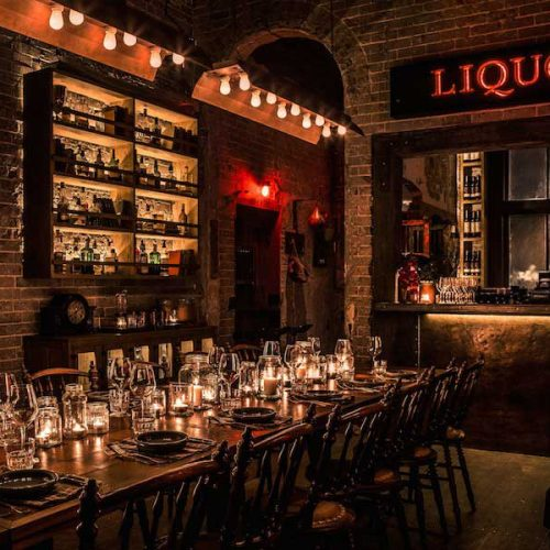 The Lock In - Sydney Private Dining Rom | The Grounds of Alexandria