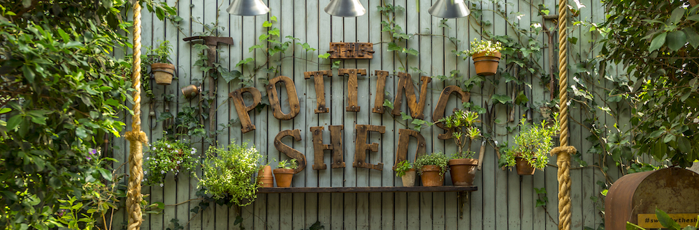 The Potting Shed at The Grounds of Alexandria