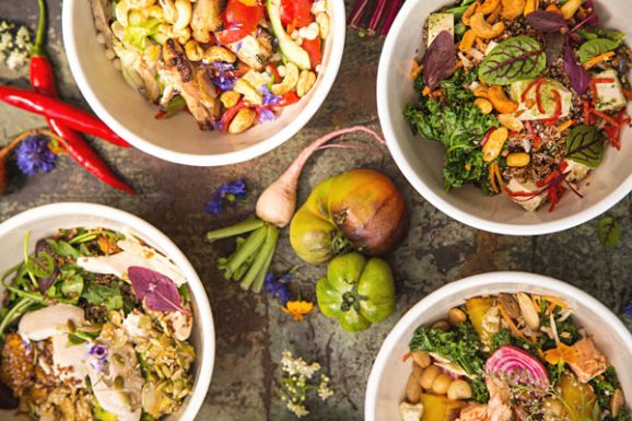 Grounds picks: 5 combinations from our new Garden Salad Bar
