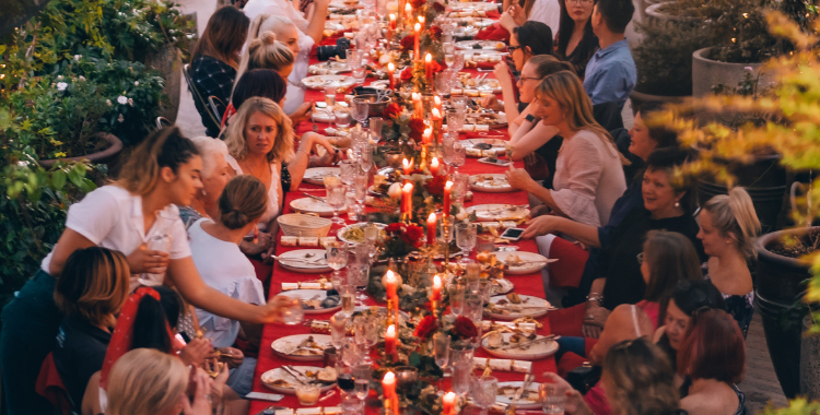The Grounds of Alexandria   2021 Christmas Party Packages