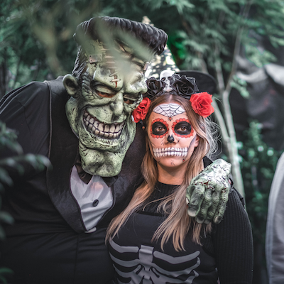 The Grounds Halloween Event 2017