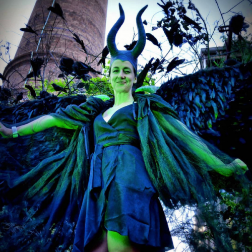 The Grounds X Maleficent