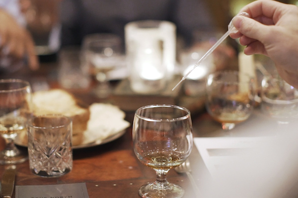 The Grounds Whisky Class
