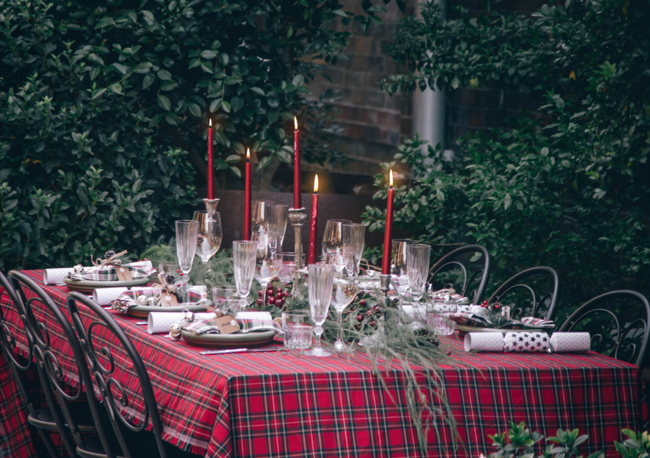 On The Grounds Blog 3 Festive Table Setting Ideas