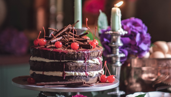 The Grounds Black Forest Cake Recipe
