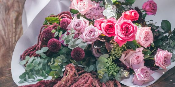Valentine's Day Bunch of the Month: Inspired by The Grounds Garden