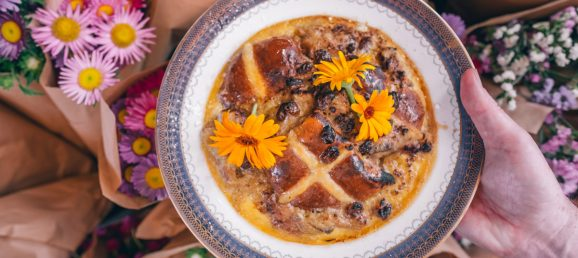 5 Grounds ways with Hot Cross Buns