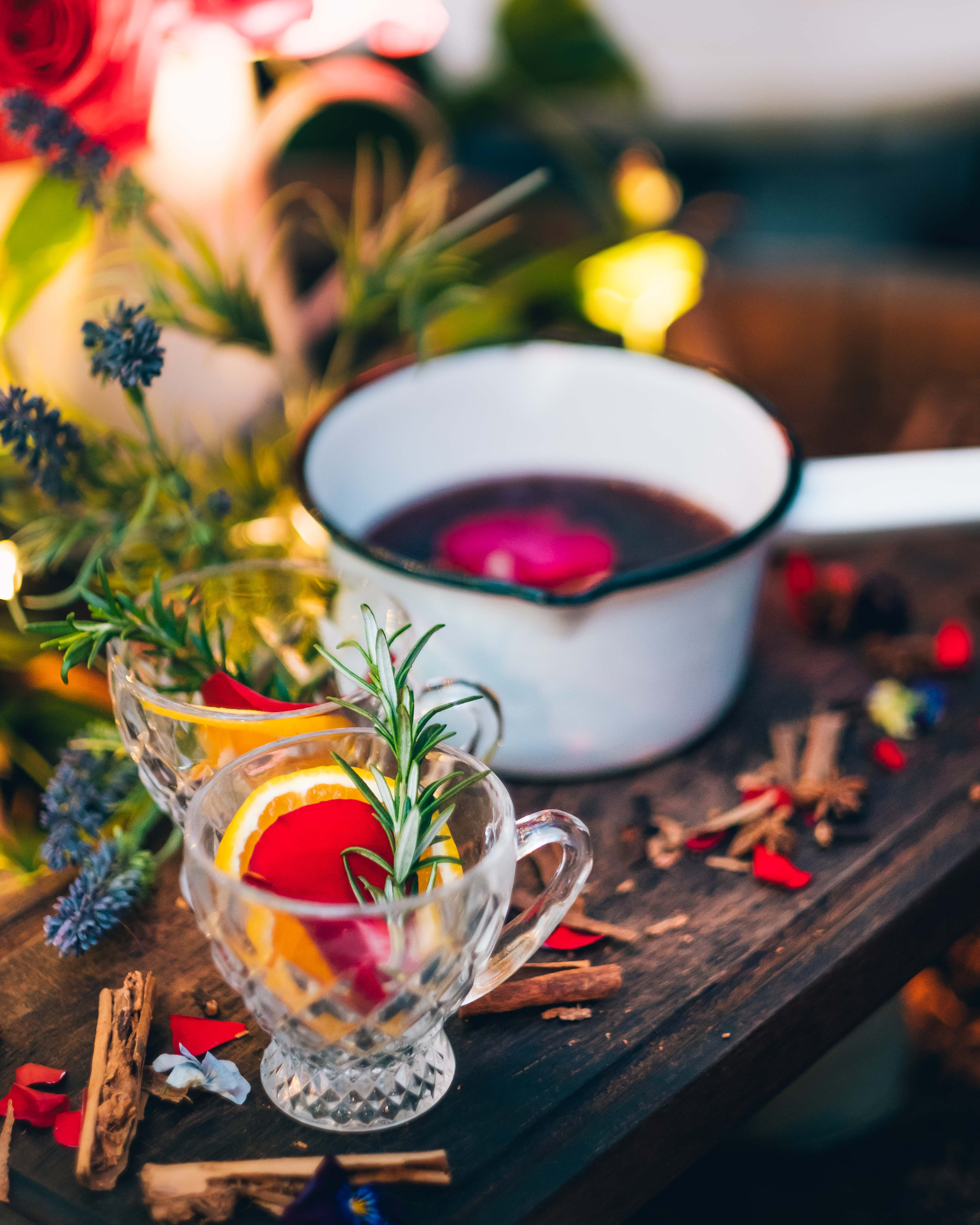 The Grounds Mulled Wine Recipe