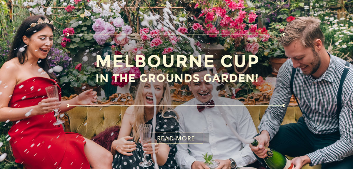 Melbourne Cup at The Grounds