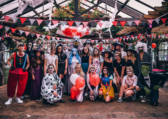 The Grounds Halloween 2018
