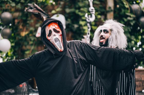 The Grounds Halloween 2018