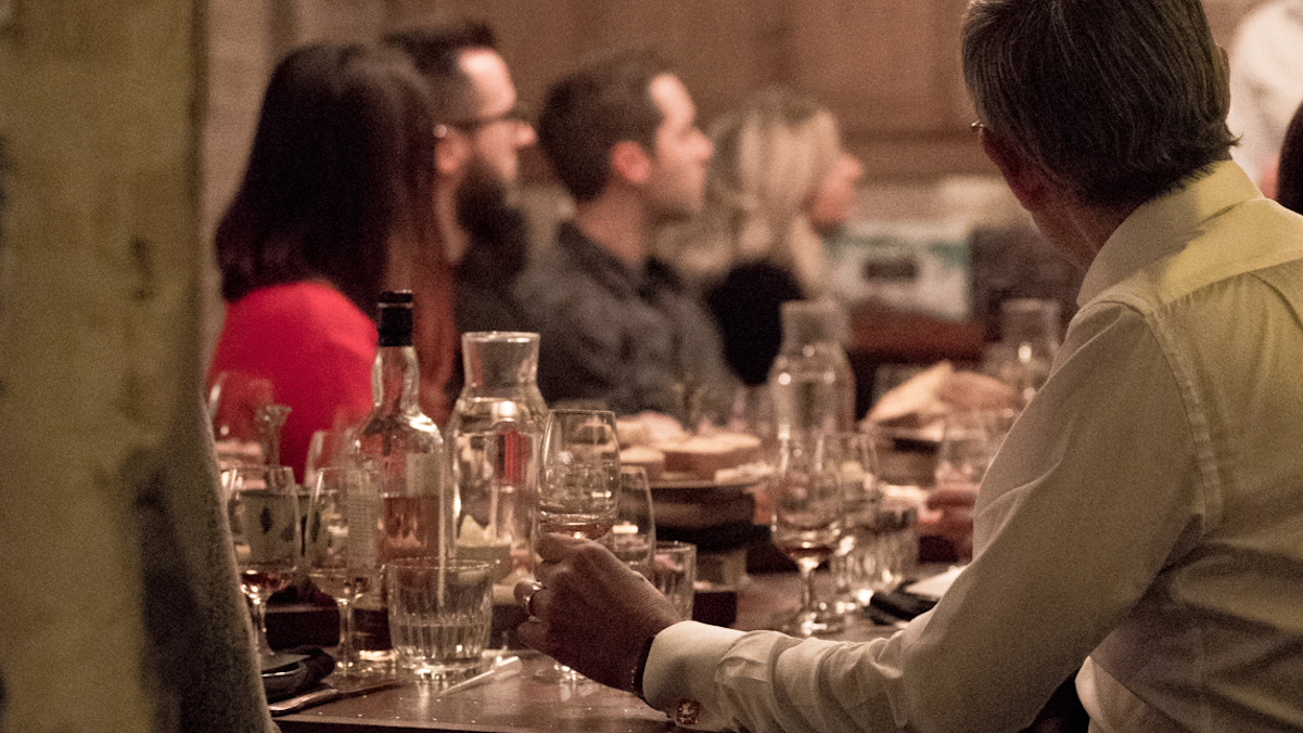 The Grounds Whiskey Masterclass