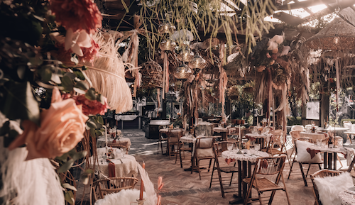 Valentine's Day Bohemian Love Story Event
