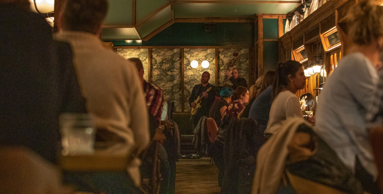 The Grounds of The City | Live Music Thursdays