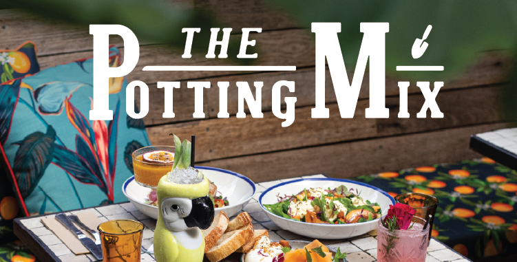 The Potting Shed Mix | The Potting Shed