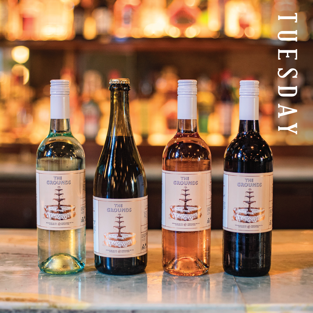 Wine and Dine | The Potting Shed