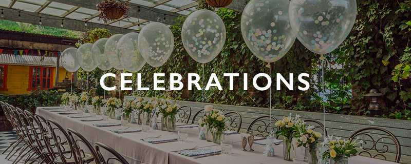 The Grounds Events | Celebrations