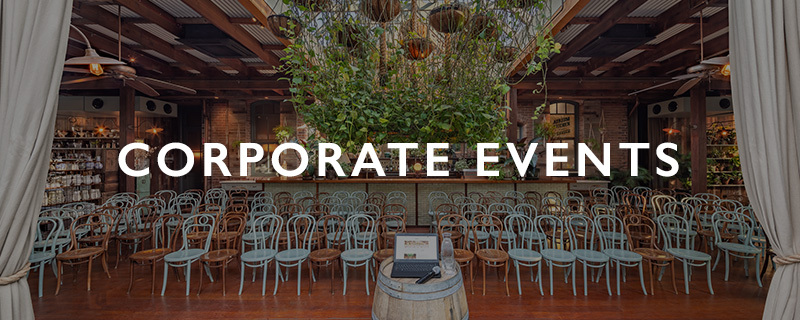 The Grounds Events | Corporate Events