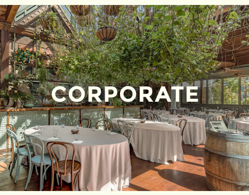 The Grounds Events – Corporate