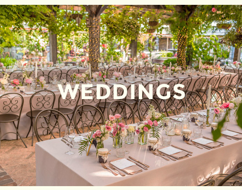 The Grounds Events – Weddings
