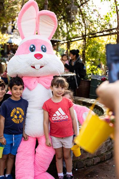 The Grounds Cadbury Easter egg Hunt