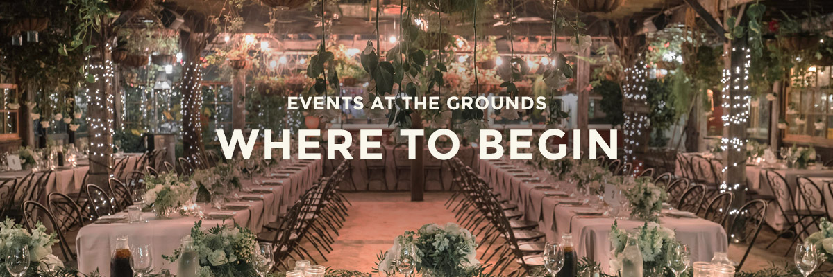 The Grounds Events