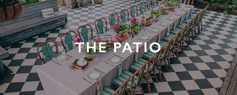 The Grounds Events | The Patio