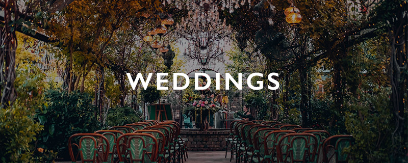 The Grounds Events   Weddings