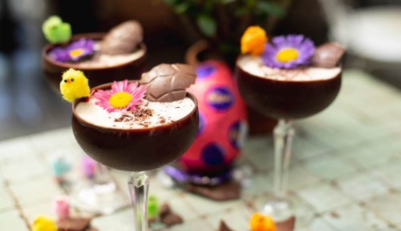 The Potting Shed Eggspresso Martini