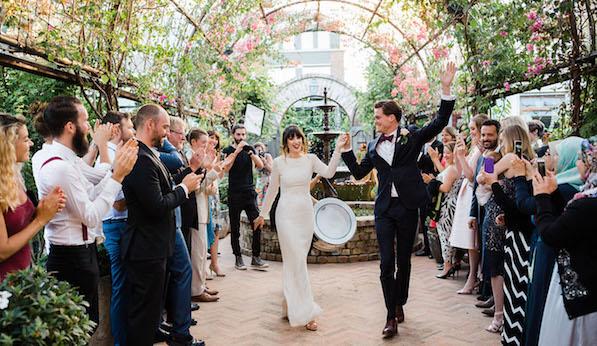 Damian & Sajah – The Grounds Garden Wedding