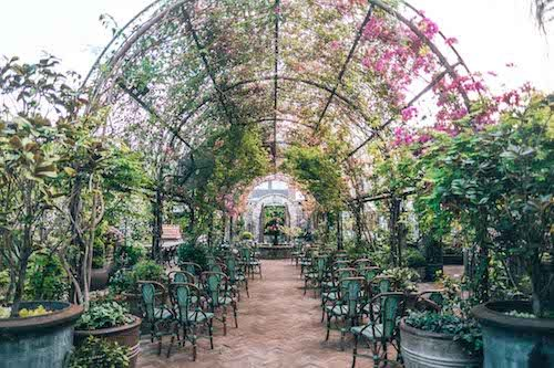 The Grounds Events - The Garden Wedding
