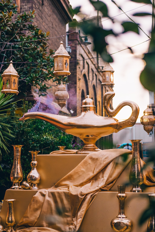 The Grounds Aladdin