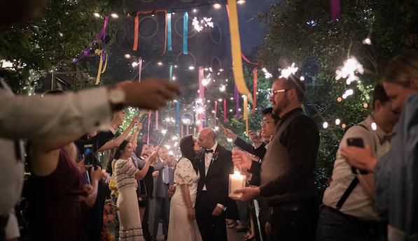 Ara & Jorge – The Grounds Atrium Wedding