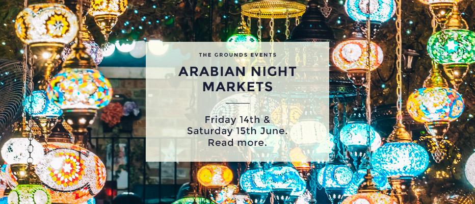 Arabian Night Markets