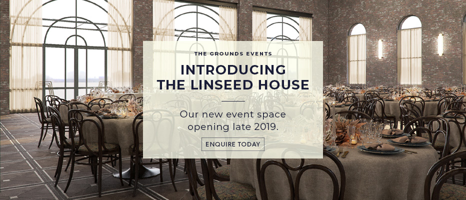 The Grounds - The Linseed House Events Space