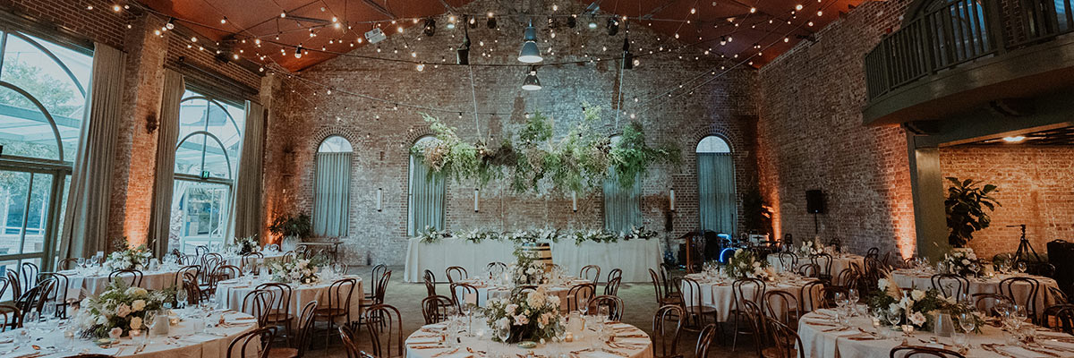 Sydney Wedding Venues - The Grounds of Alexandria's Linseed House