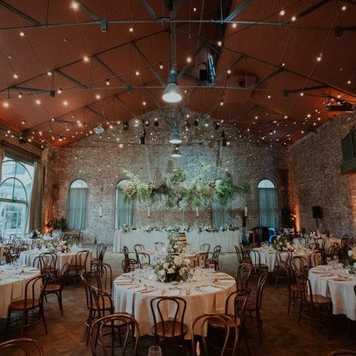Large Wedding Venues Sydney - Linseed House at The Grounds of Alexandria