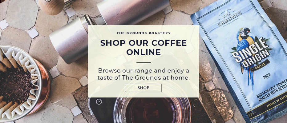 The Grounds Roastery Coffee