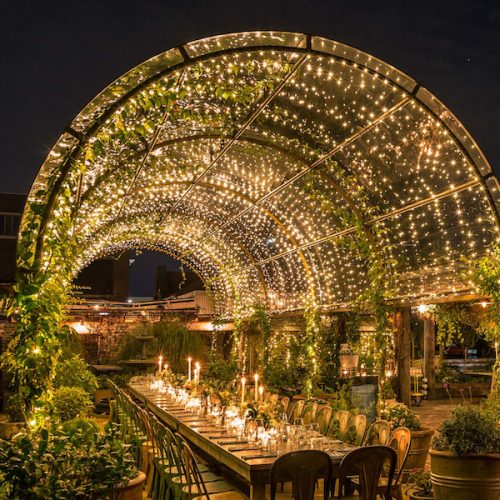 The Grounds Events - The Arbour