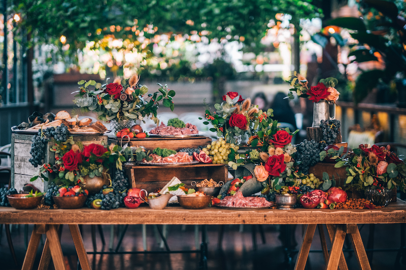 The Grounds Grazing Table | Catering Sydney