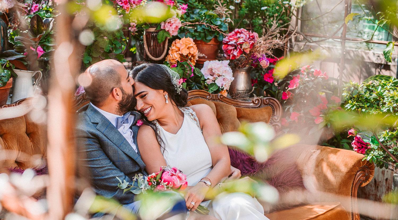 Sarkodie Photography - Sydney Weddings at The Grounds of Alexandria - Behnoush Wedding