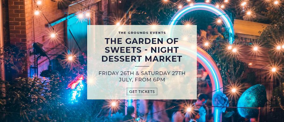 The Grounds Dessert Markets